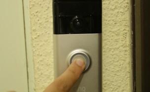 פעמון חכם לדלת רינג (צילום: אהוד קינן, NEXTER)