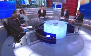 פאנל הפרשנים: הבחירות בבריטניה (צילום: חדשות 2)