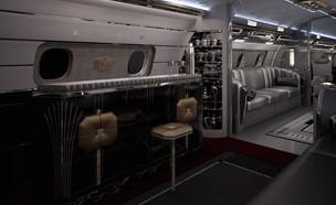 מטוס פרטי הוליווד (צילום: יחסי ציבור)