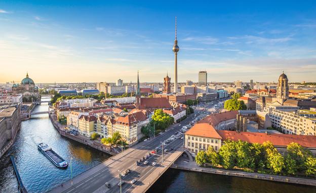 ברלין (צילום: canadastock, Shutterstock)