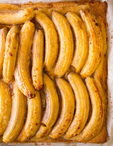 באנה - פאי מרציפן ובננות (צילום: יחסי ציבור, אוכל טוב)