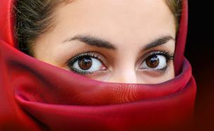 אמאל סיפורה של שפחה - למצולמת אין קשר לכתבה (צילום: Galina Barskaya, Shutterstock)