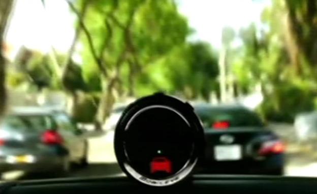 עידוד התקנת מערכות בטיחות ברכב (צילום: חדשות 2)