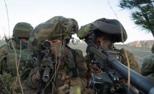 """צפו באימון המיוחד בשטחי קפריסין (צילום: דובר צה""""ל)"""