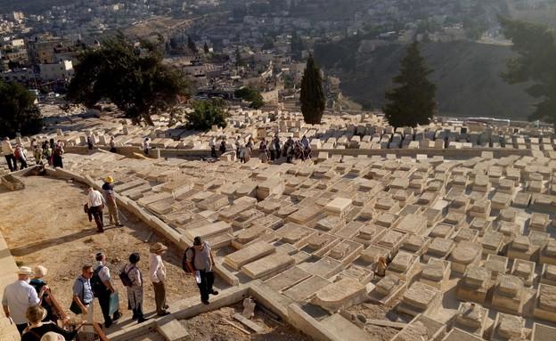 הר הזיתים (צילום: יחסי ציבור)