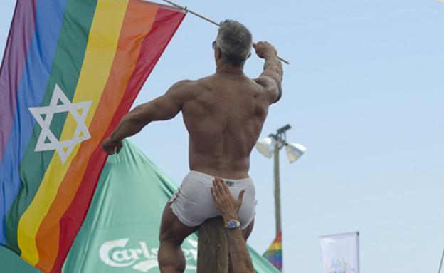 מצעד הגאווה בתל אביב 2012 11 (צילום: שי בן נפתלי)