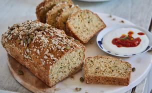 לחם בריאות יווני (צילום: אמיר מנחם, אוכל טוב)