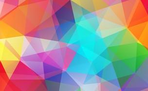 צבעים (צילום: tashechka, Shutterstock)