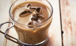 קפה קר (צילום: kajakiki, Istock)