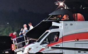 """אוטו וורמבייר מוחזר לארה""""ב (צילום: חדשות 2)"""