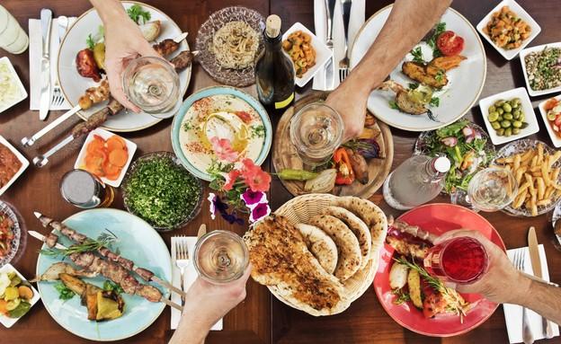 מסעדת זויה (צילום: סטס קורינסקי,  יחסי ציבור )