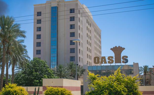 הקזינו והמלון (צילום: אילן ספירא)