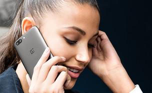 סמארטפון OnePlus 5 (צילום:  יחסי ציבור )