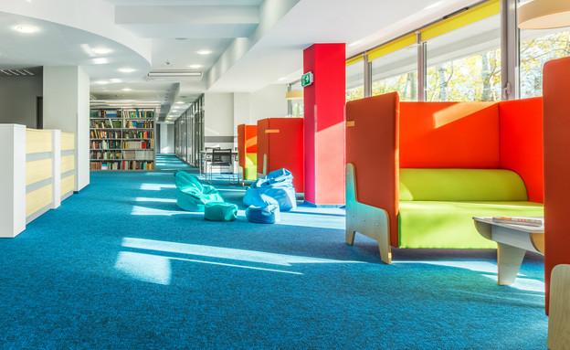 עיצוב סביבת למידה (צילום: in4mal, Shutterstock)