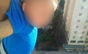 תינוק בין שמיים וארץ (צילום: יחסי ציבור)