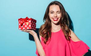 מתנה (צילום: Dean Drobot, Shutterstock)