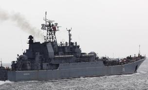 """המתקפה הרוסית על מטרות דאע""""ש נמשכת (צילום: רויטרס)"""