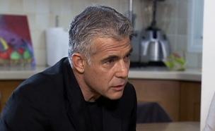"""""""אני אנהל את המדינה טוב יותר"""", לפיד (ארכ (צילום: חדשות 2)"""