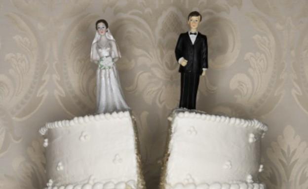גירושין  (צילום: Rubberball/Mike Kemp, GettyImages IL)