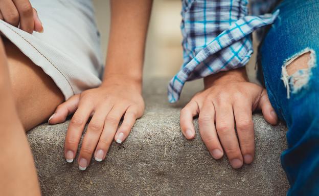 אהבה ראשונה (צילום: Shutterstock)