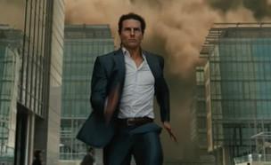 טום קרוז רץ (צילום: יחסי ציבור)