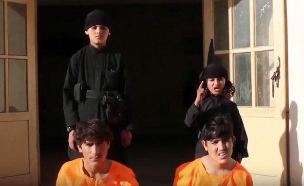 """סרטון התעמולה החדש של דאע""""ש"""