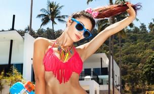 בחורה מגניבה (צילום: Kaponia Aliaksei, Shutterstock)