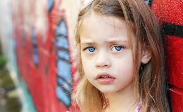 ילדה (צילום: Stephanie Frey, Shutterstock)