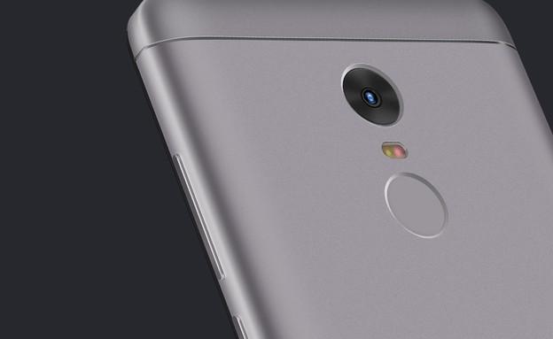 סמארטפון Redmi Note 4 של Xiaomi (הדמיה:  יחסי ציבור )