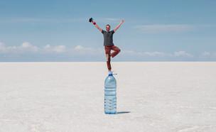 טיול אחרי צבא מדבר המלח (צילום: iFerol, Shutterstock)