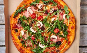 פיצה  (צילום: margostock, Shutterstock)