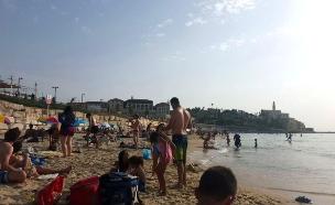 היכן נמצא החוף היקר בישראל? (צילום: לירון זייד)