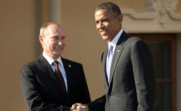 """""""ממשל אובמה הזיק ליחסים"""" (צילום: רויטרס)"""