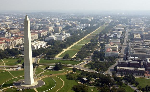 וושינגטון (צילום: U.S. Air Force - Handout, gettyimages)