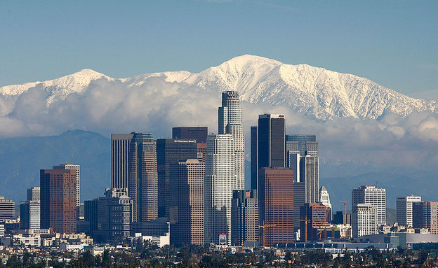 לוס אנג'לס (צילום: David McNew - Staff, gettyimages)