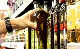 צפו בכתבה על סגולות שמן הזית (צילום: חדשות 2)