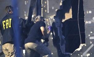 צפו בתיעוד מרגעי הירי (צילום: רויטרס)