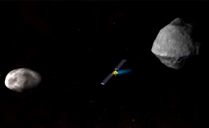 """צפו: כך נאס""""א תגן מפני אסטרואידים (צילום: נאסא)"""