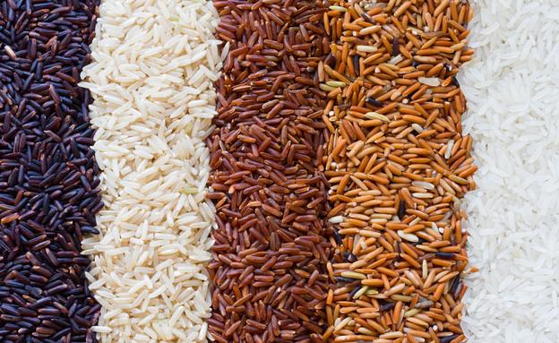 אורז  (צילום: frank60, Shutterstock)