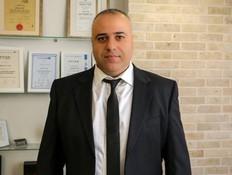"""עו""""ד יניב גכתן (צילום: עודד פרץ,  יחסי ציבור )"""