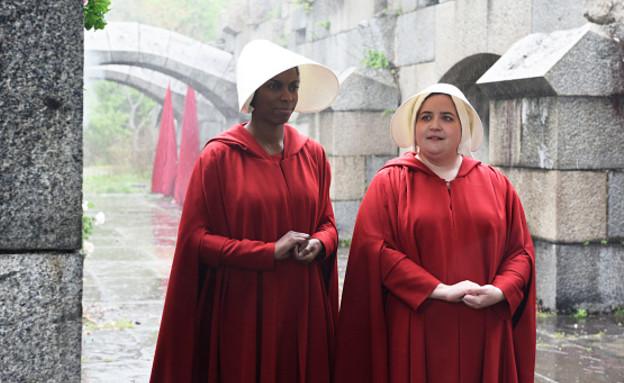 סיפורה של שפחה  (צילום: NBC, GettyImages IL)