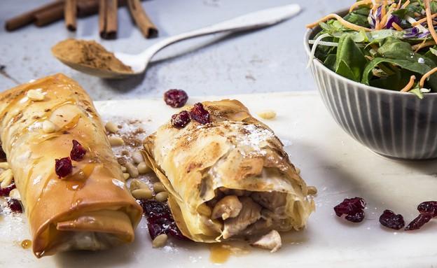 פסטייה (צילום: אפיק גבאי, אוכל טוב)