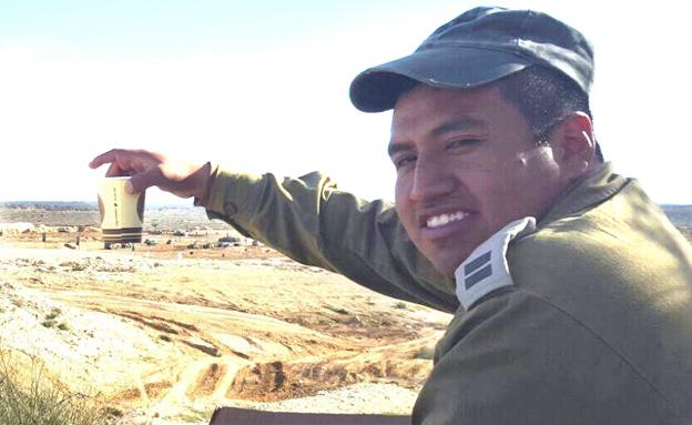 סרן ישי רוסלס (צילום: חדשות 2)