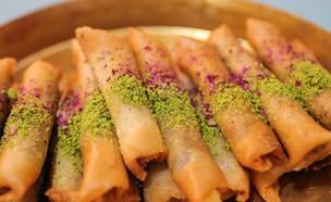 סיגרים מתוקים (צילום: חן ואלון קורן, אוכל טוב)