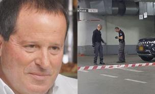 עדות מאיר שמיר במשטרה (צילום: אייל יצהר, גלובס)