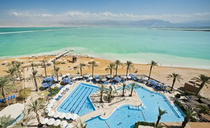 מלון קראון פלאזה ים המלח (צילום: אסף פינצ'וק,  יחסי ציבור )