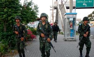 צבא תאילנד. ארכיון (צילום: רויטרס)