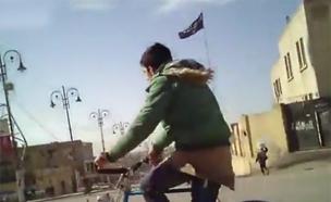 """דאע""""ש בראקא (צילום: חדשות 2)"""