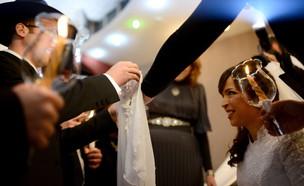 כלה יהודיה  (צילום: Anadolu Agency, GettyImages IL)
