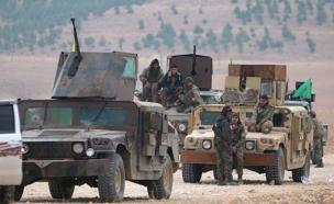 כוחות המורדים בסוריה (ארכיון) (צילום: רויטרס)